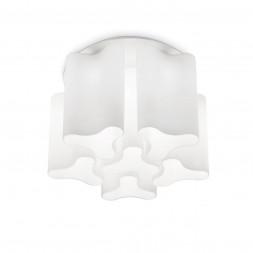Потолочная люстра Ideal Lux Compo PL6 Bianco