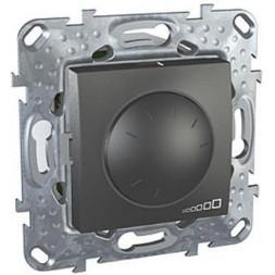 Диммер поворотный Schneider Electric Unica для ламп накаливания и галогенных 40-1000W MGU5.512.12ZD