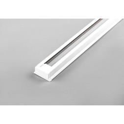 Шинопровод однофазный Feron 2м белый CAB1003 10338