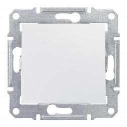 Выключатель одноклавишный 2P Schneider Electric Sedna IP44 10A 250V SDN0200321