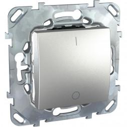 Выключатель одноклавишный 2P Schneider Electric Unica 16A 250V MGU5.262.30ZD