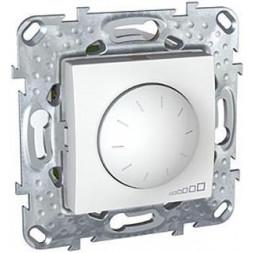 Диммер поворотный Schneider Electric Unica для ламп накаливания и галогенных 40-1000W MGU5.512.30ZD
