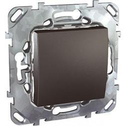 Выключатель одноклавишный перекрестный Schneider Electric Unica 10AX 250V MGU5.205.12ZD