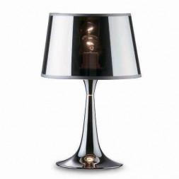 Настольная лампа Ideal Lux London London Tl1 Small Cromo