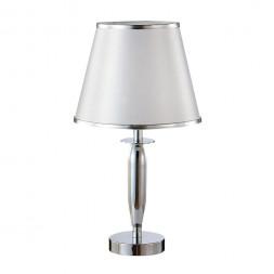 Настольная лампа Crystal Lux Favor LG1 Chrome