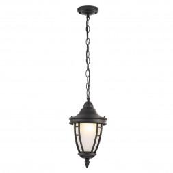 Уличный подвесной светильник Maytoni Novara O027PL-01B