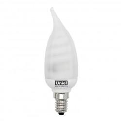 Лампа энергосберегающая (00704) E14 11W 2700K матовая ESL-C11-W11/2700/E14