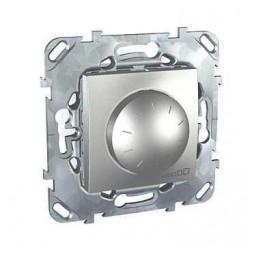 Диммер поворотный Schneider Electric Unica для ламп накаливания и галогенных 40-400W MGU5.511.30ZD