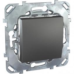 Выключатель одноклавишный Schneider Electric Unica 10AX 250V MGU5.201.12ZD