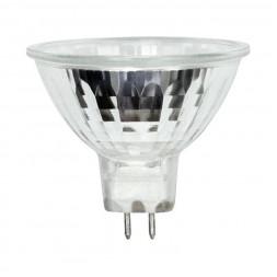 Лампа галогенная (00484) GU5.3 35W прозрачная JCDR-35/GU5.3
