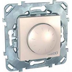 Диммер поворотный Schneider Electric Unica для люминесцентных ламп 1-10V 400VA MGU5.510.25ZD