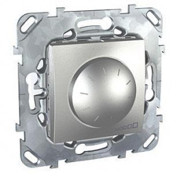 Диммер поворотный Schneider Electric Unica для люминесцентных ламп 1-10V 400VA MGU5.510.30ZD