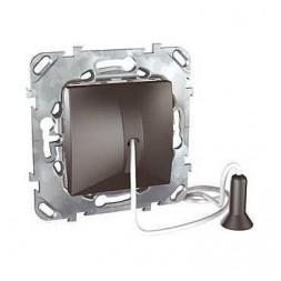 Выключатель со шнуром без фиксации Schneider Electric Unica MGU5.226.12ZD