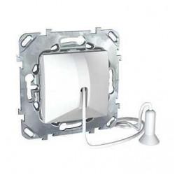 Выключатель со шнуром без фиксации Schneider Electric Unica MGU5.226.18ZD