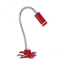 Настольная лампа Horoz красная 049-004-0003 (HL007L)