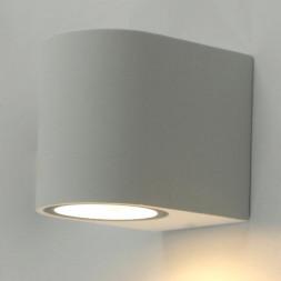 Уличный настенный светильник Arte Lamp A3102AL-1WH