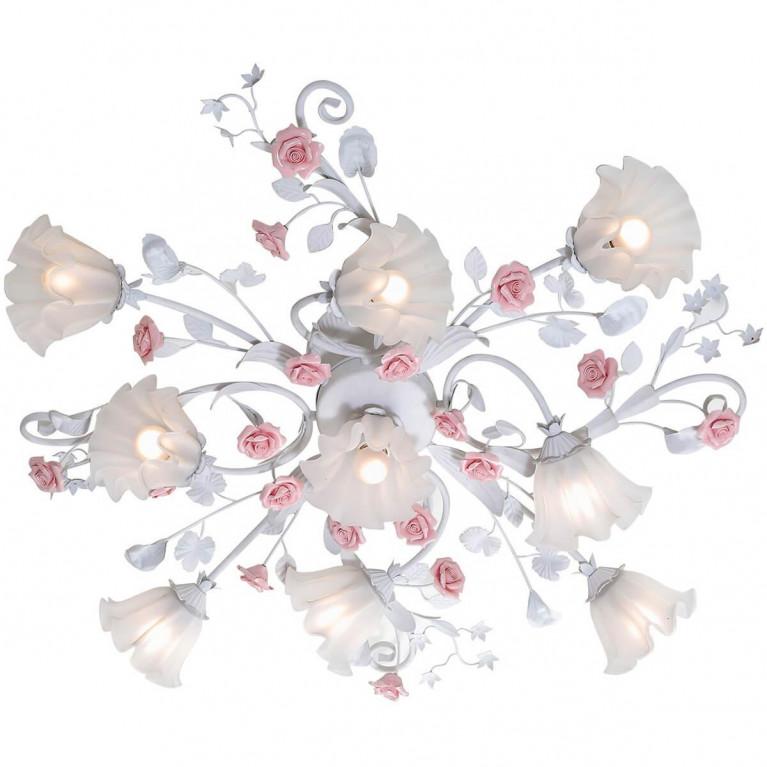 Потолочная люстра Lucia Tucci Fiori Di Rose 109.8.1