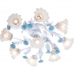 Потолочная люстра Lucia Tucci Fiori Di Rose 112.8.1