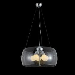 Подвесная люстра Crystal Lux Style SP5 Transparent