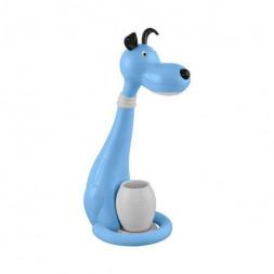 Настольная лампа Horoz Snoopy синяя 049-029-0006