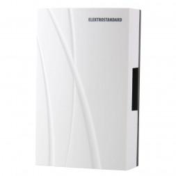 Звонок электромеханический Elektrostandard DBQ08M WM 1M IP44 белый 4690389031250