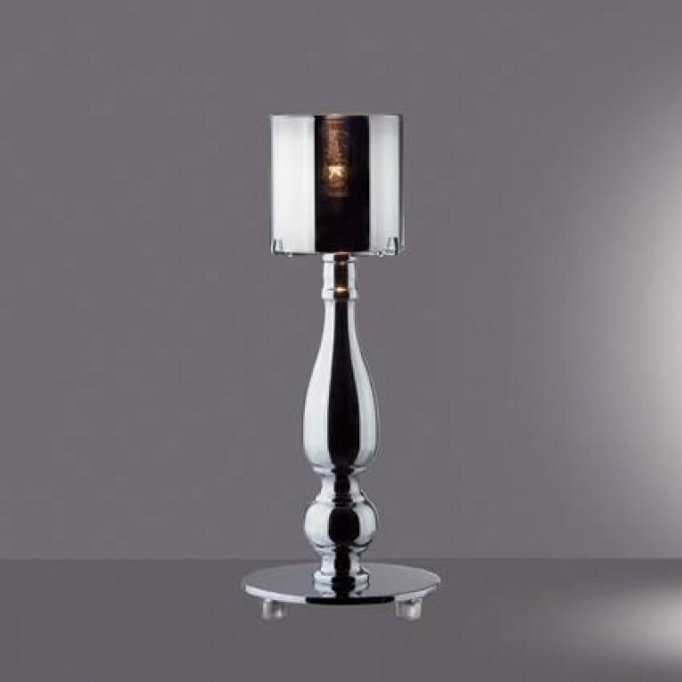 Настольная лампа Ideal Lux Duca TL1 Cromo