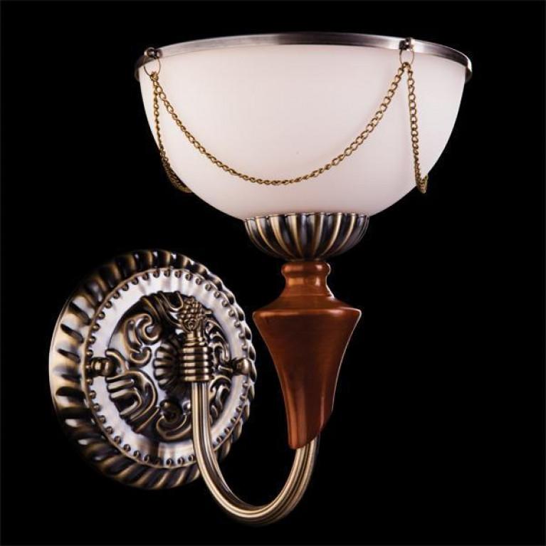 Бра Eurosvet 22725/1 античная бронза
