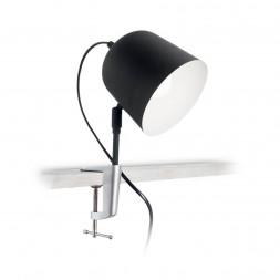 Настольная лампа Ideal Lux Limbo AP1 Nero