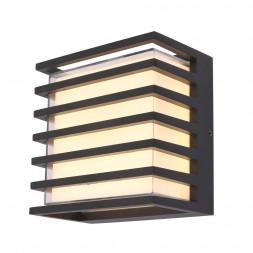 Уличный настенный светодиодный светильник Maytoni Downing Street O020WL-L10B4K