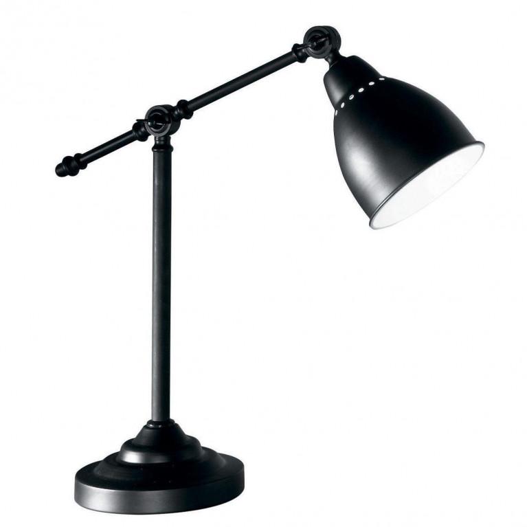 Настольная лампа Ideal Lux Newton TL1 Nero