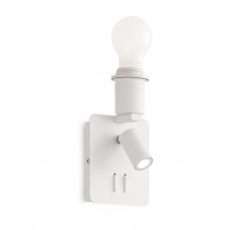 Бра Ideal Lux Gea MAP2 Square Bianco