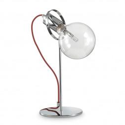 Настольная лампа Ideal Lux Radio TL1 Cromo