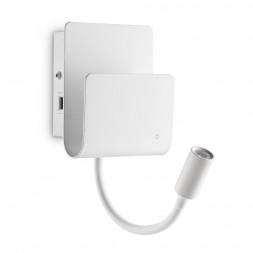Бра Ideal Lux Probe AP2 Bianco