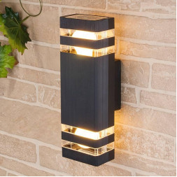 Уличный настенный светильник Elektrostandard 1449 Techno 4690389067723
