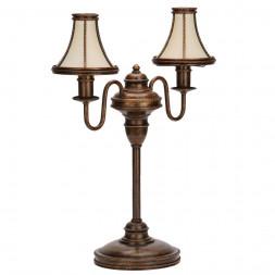 Настольная лампа Kemar Kwinero Braz KW/G/2/B