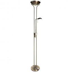 Торшер Arte Lamp Duetto A4329PN-2AB