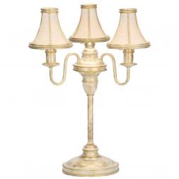 Настольная лампа Kemar Kwinero Krem KW/G/3/K