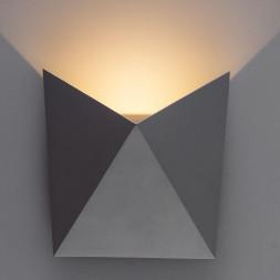 Настенный светодиодный светильник Arte Lamp Busta A1609AP-1GY