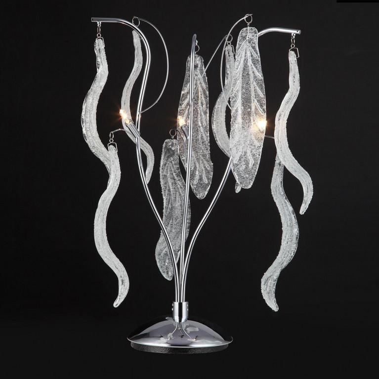 Настольная лампа Lightstar Vetro Сristallo 793934