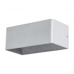 Настенный светодиодный светильник Arte Lamp Cassetta A1422AP-1GY