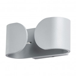 Настенный светодиодный светильник Arte Lamp Parentesi A1419AP-1GY