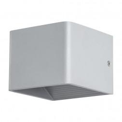 Настенный светодиодный светильник Arte Lamp Scatola A1423AP-1GY