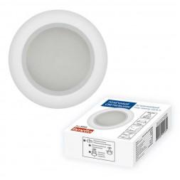 Встраиваемый светильник Fametto Arno DLS-A201 GU5.3 IP44 White