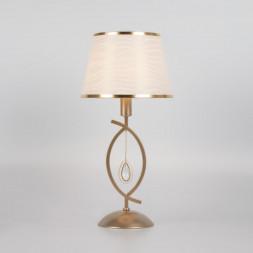 Настольная лампа Eurosvet 01066/1 перламутровое золото