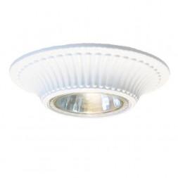 Встраиваемый светильник Reccagni Angelo Spot 1078 bianco opaco