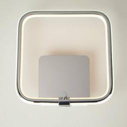 Настенный светильник Eurosvet 90067/1 хром