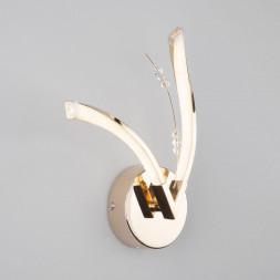 Настенный светильник Eurosvet 90086/2 золото
