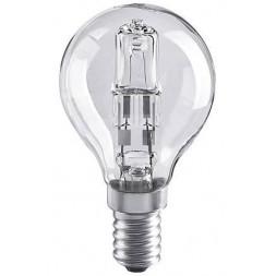 Лампа галогенная E14 42W прозрачная 4690389020902