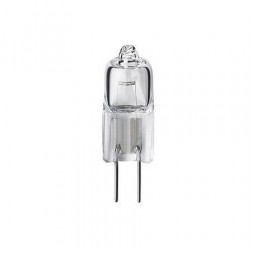 Лампа галогенная G4 10W прозрачная 4607138147001