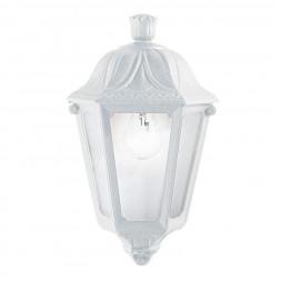 Уличный настенный светильник Ideal Lux Anna AP1 Small Bianco